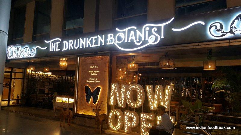 The Drunken Botanist: Great Value for Money - Indian Food Freak